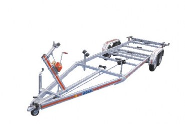 High-Quality Bootstrailer 2700 kg