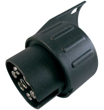 Stecker Adapter 7 zu 13 Pole
