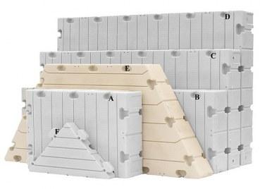 polydock modul f bootdiscount seerose. Black Bedroom Furniture Sets. Home Design Ideas