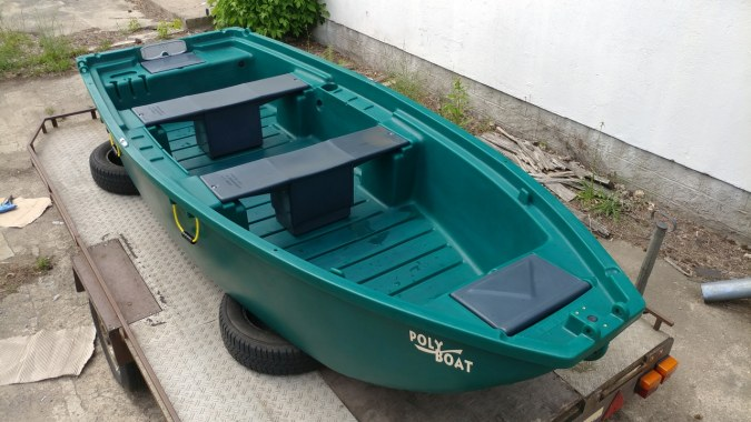 Polyboat FLY-350